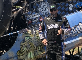 Q&A with Big Kahuna Monster Truck Driver Shane England