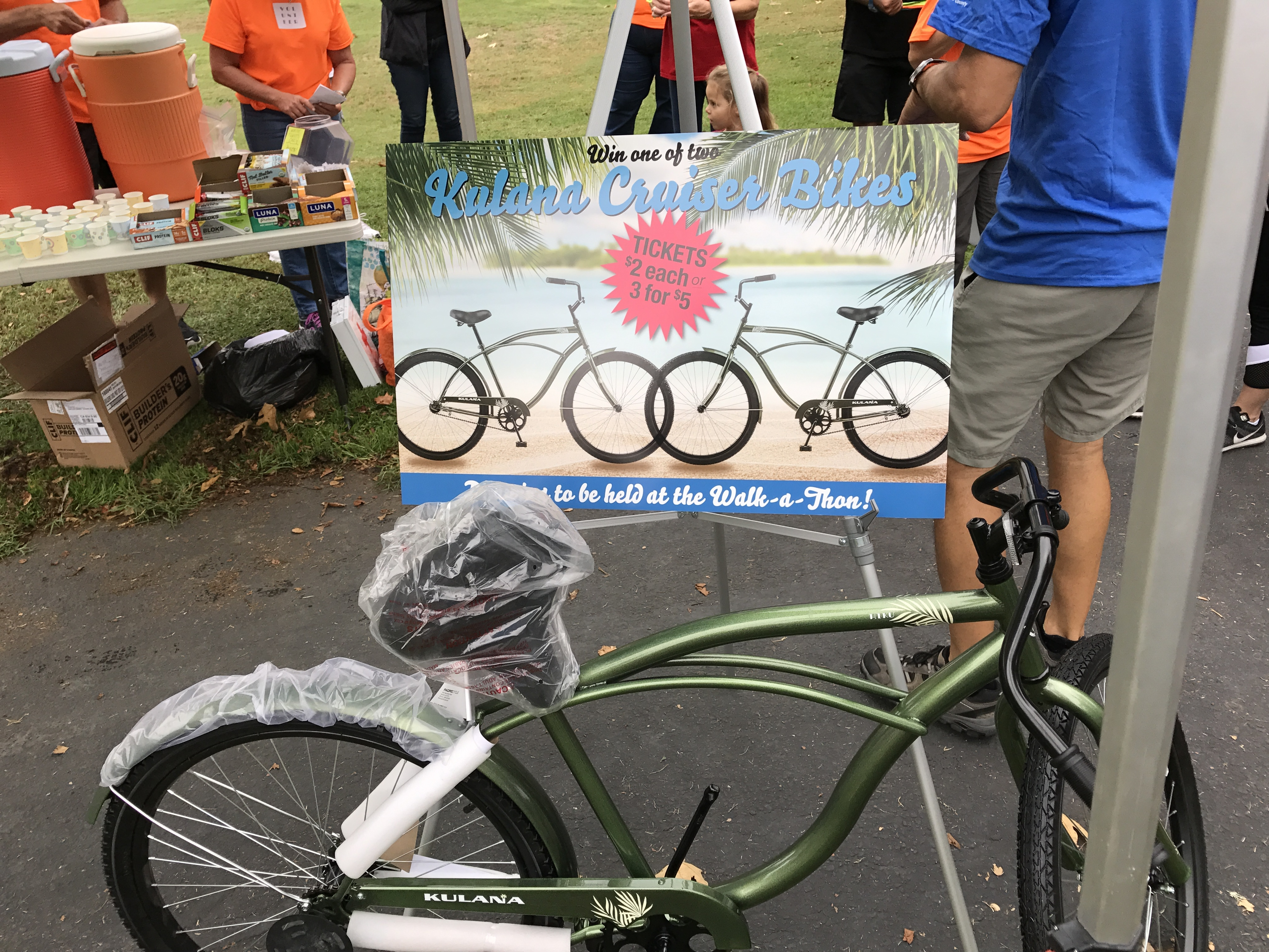 United Way Bike Raffle