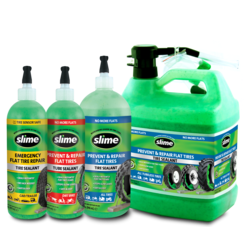 Slime Tire Sealant Collection