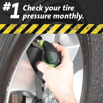 Tire Safety Week Tip #1
