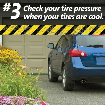 Tire Safety Week Tip #3
