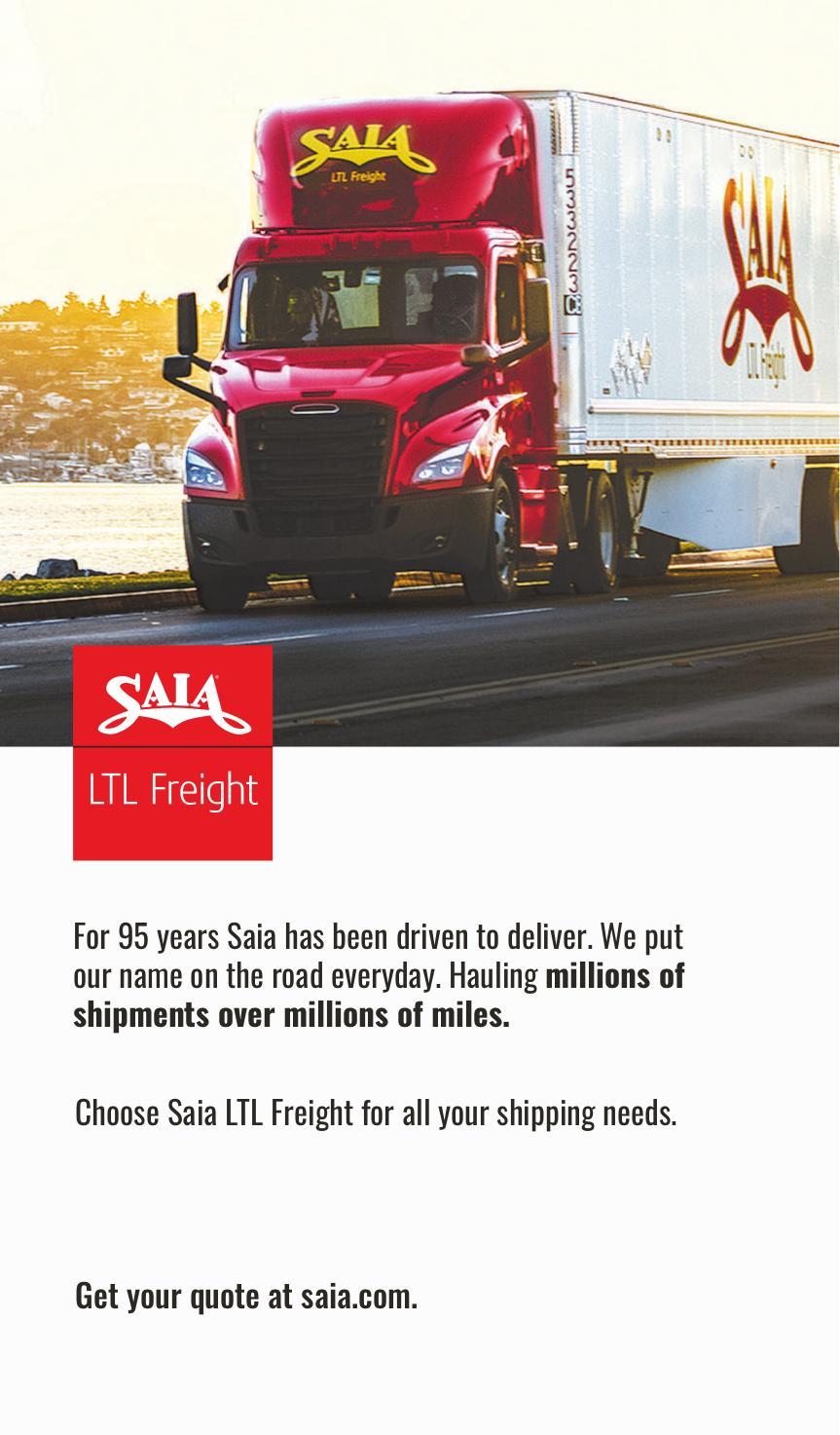 Saia Ltl Freight - Mbi