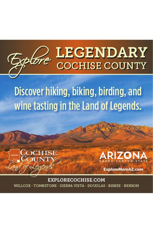 Local Directories Cochise County Land of Legends