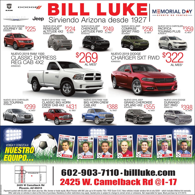 Bill Luke Jeep >> Local Directories Bill Luke Chrysler Jeep Dodge Ram