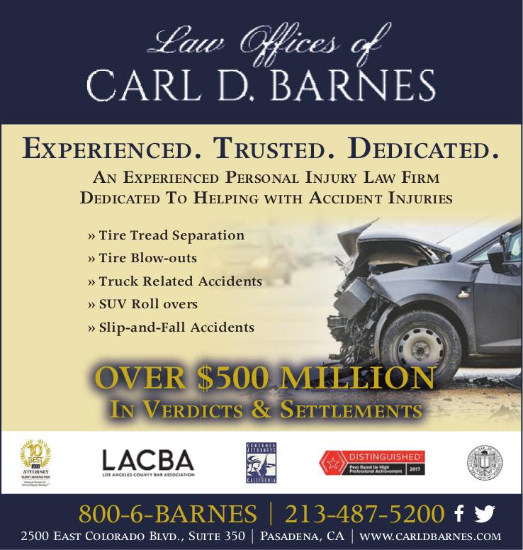 Local Directories Law Office Of Carl D  Barnes