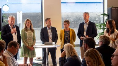 Paneldeltakere: Arendalsuka 2019