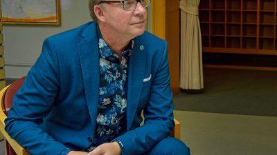 Kjetil Kjenseth (V)