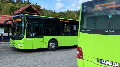 Ruter buss bærum