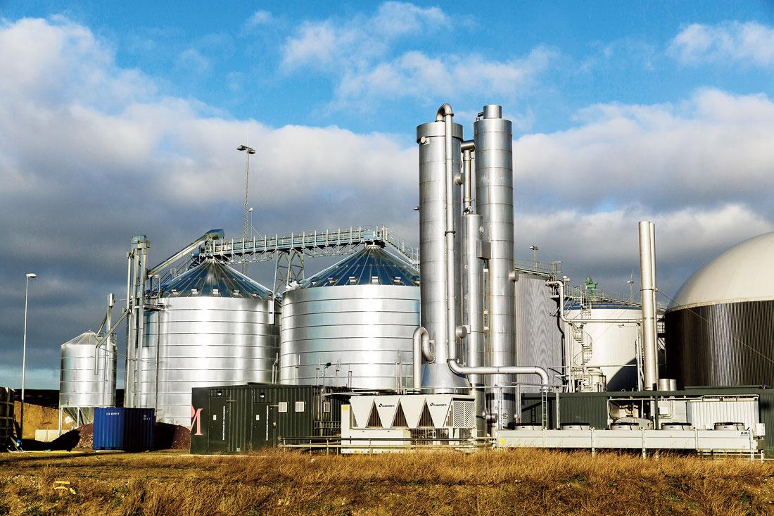 JOrdberga Biogas Sverige