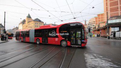 Ruter buss elbuss Oslo