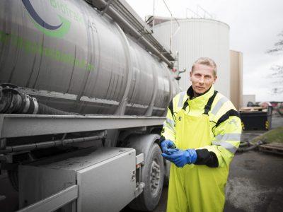 Frevar biogass