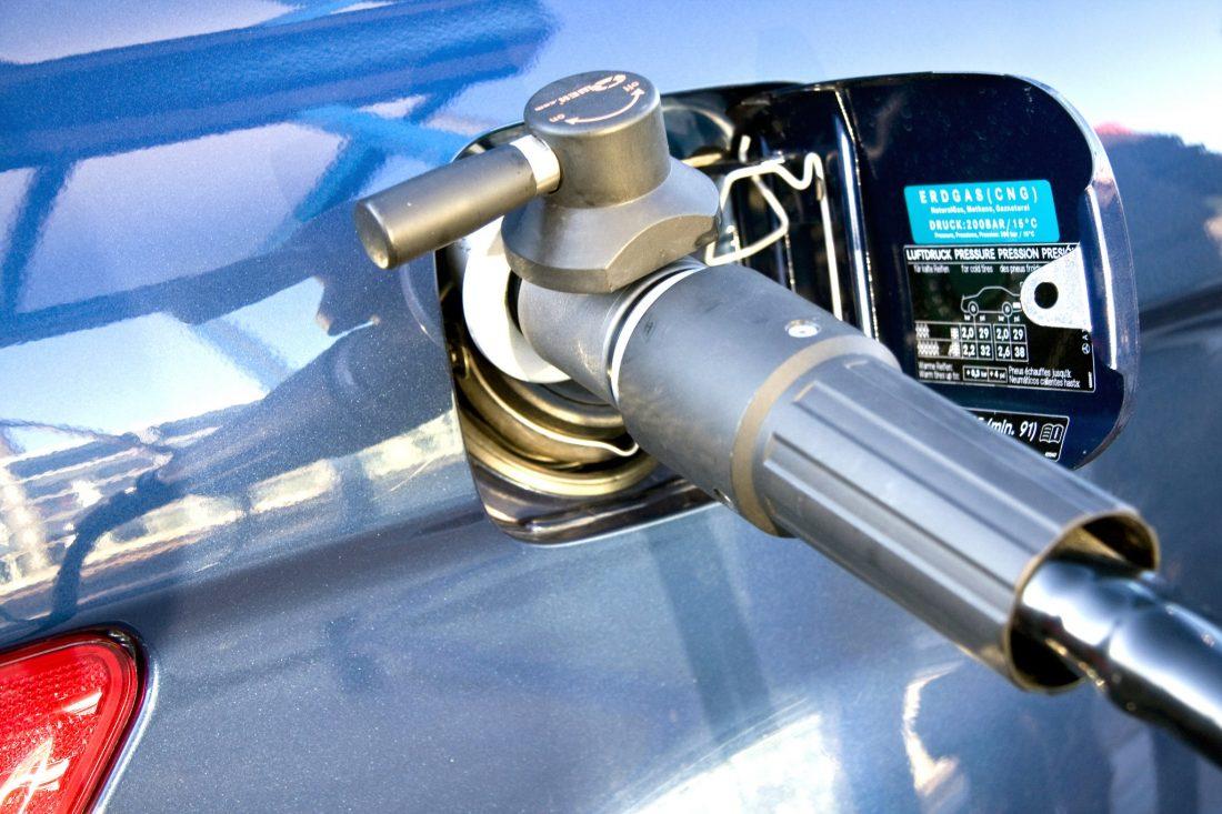 Gasum fyller biogass
