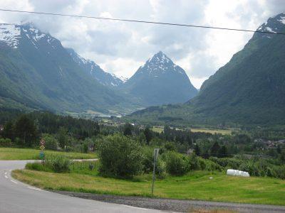Byrkjelo, Gloppen Nordfjord