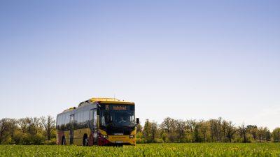 buss Kalmar Sverige