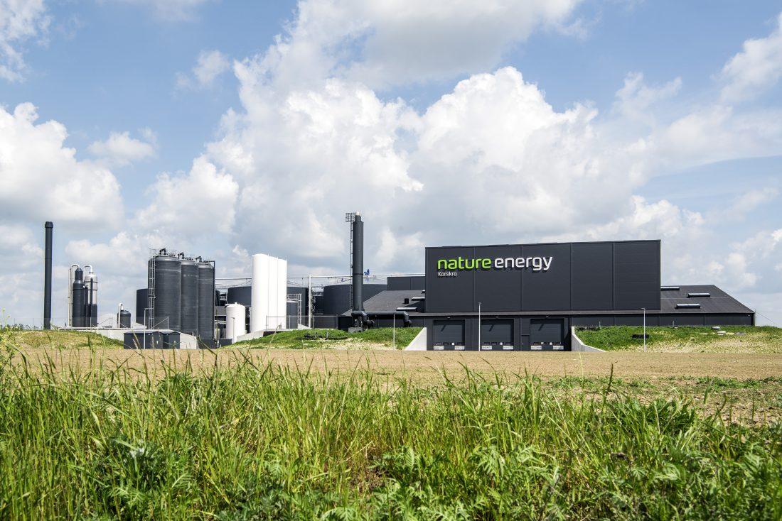 Nature Energy biogassanlegg Danmark