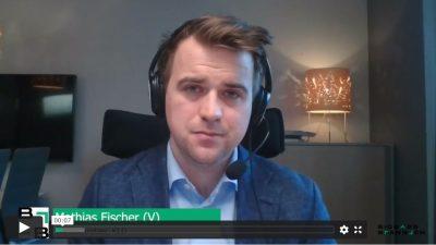 statssekretær Mathias Fischer Venstre