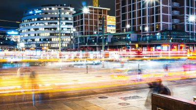 Oslo trafikk