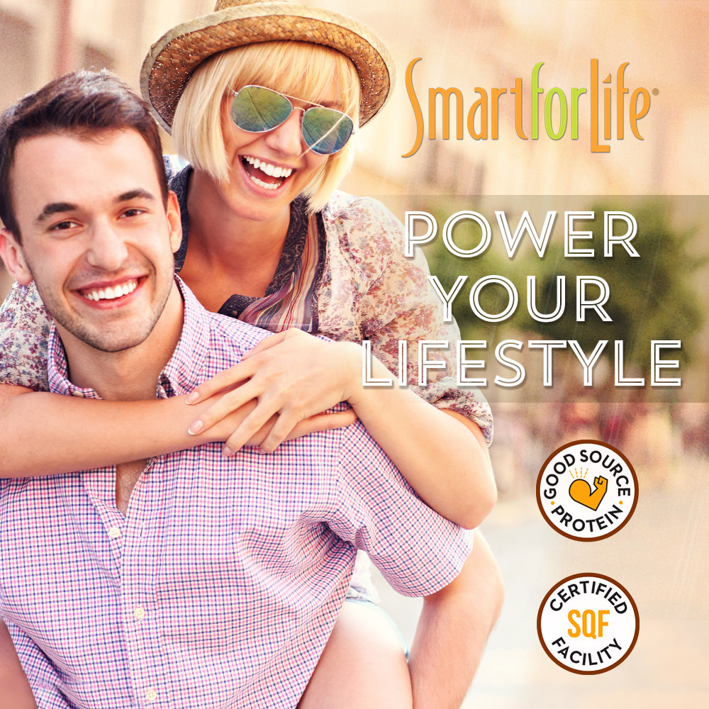 Smart for Life Power Your Lifestlye, high protein