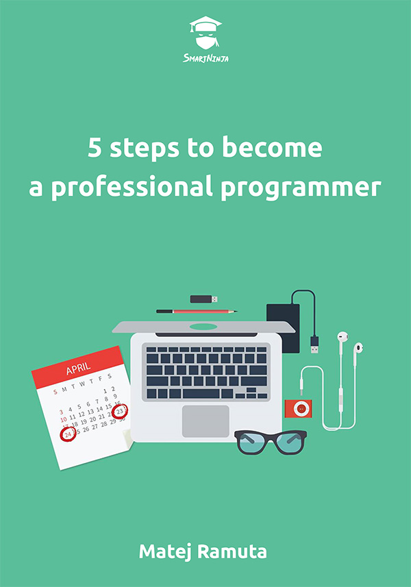 5 Steps To Become A Professional Programmer