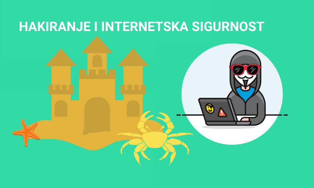 Ljetna škola Hakiranja i internetske sigurnosti (Online)