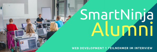 SmartNinja Alumni Interview: Web Development 1