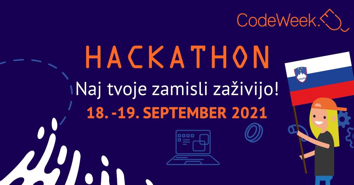 EU Code week Hackaton: Slovenija
