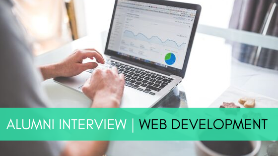 Alumni Interview mit Anna | Web Development
