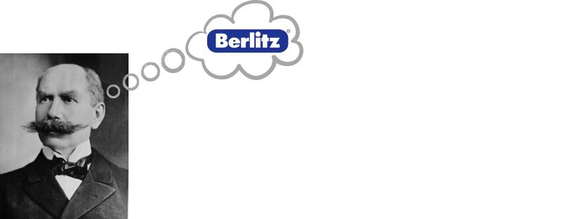 Maximilian Berlitz, the founder of Berlitz Language School