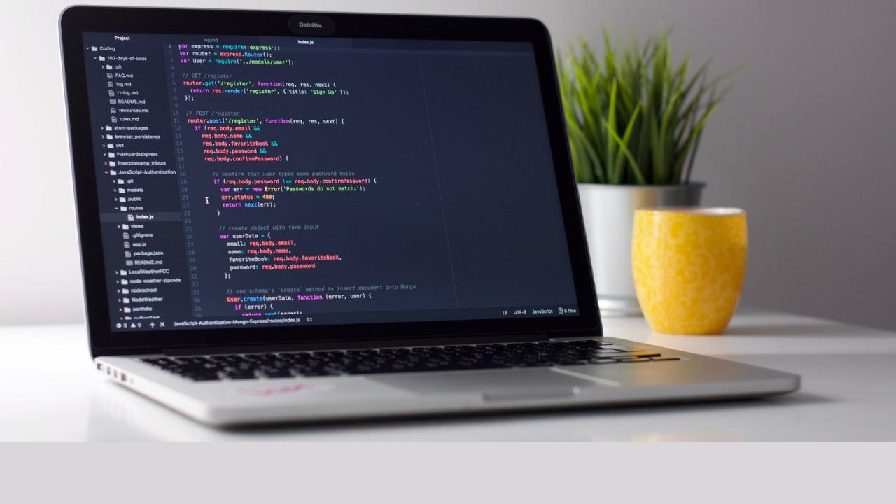 8 Zeichen, dass du Programmieren lernen solltest