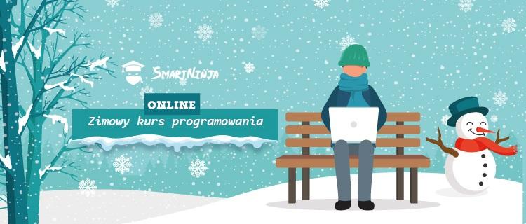 Zimowy kurs programowania online