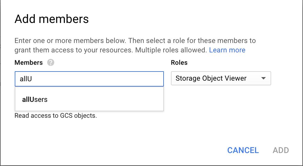 Implement Google Cloud Storage in your GAE Python web app | GAEdevs com