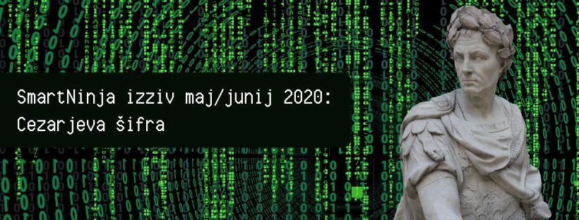 SmartNinja izziv maj/junij 2020 - kdo je zmagal?