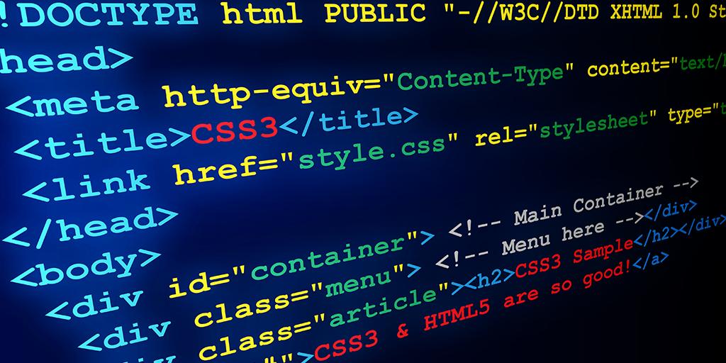 HTML & CSS - WAS IST DAS?