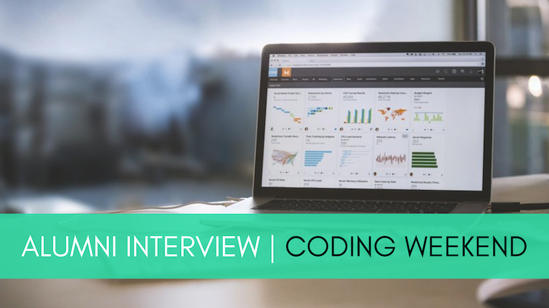 Alumni Interview mit Rolf | Coding Weekend