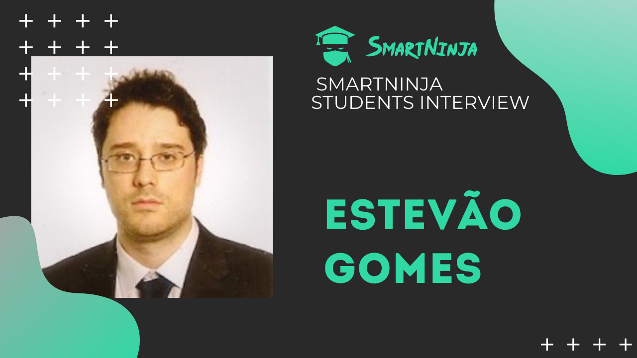 Conheça o nosso aluno ninja - Estevão Gomes