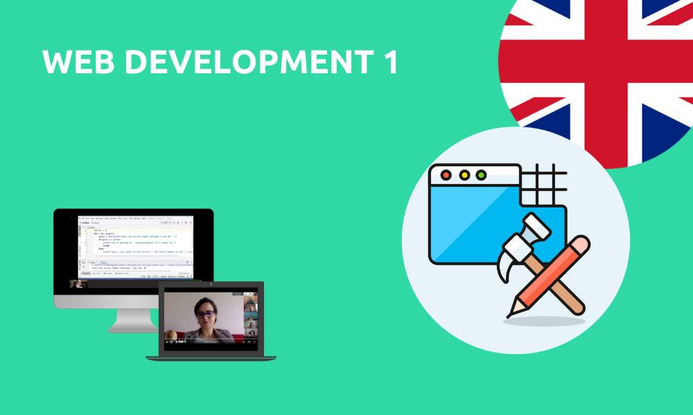 Web Development 1 (in English)