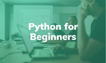 Python para Principiantes | Curso Presencial en Barcelona