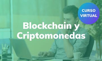Blockchain y Criptomonedas | Curso Virtual en Barcelona