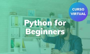 Python para Principiantes | Curso Virtual