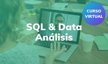 Introducción en SQL & Data Análisis | Curso Virtual