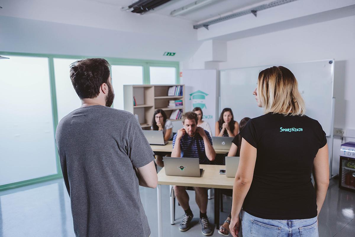 Desarrollo Web 2 - SmartNinja Málaga