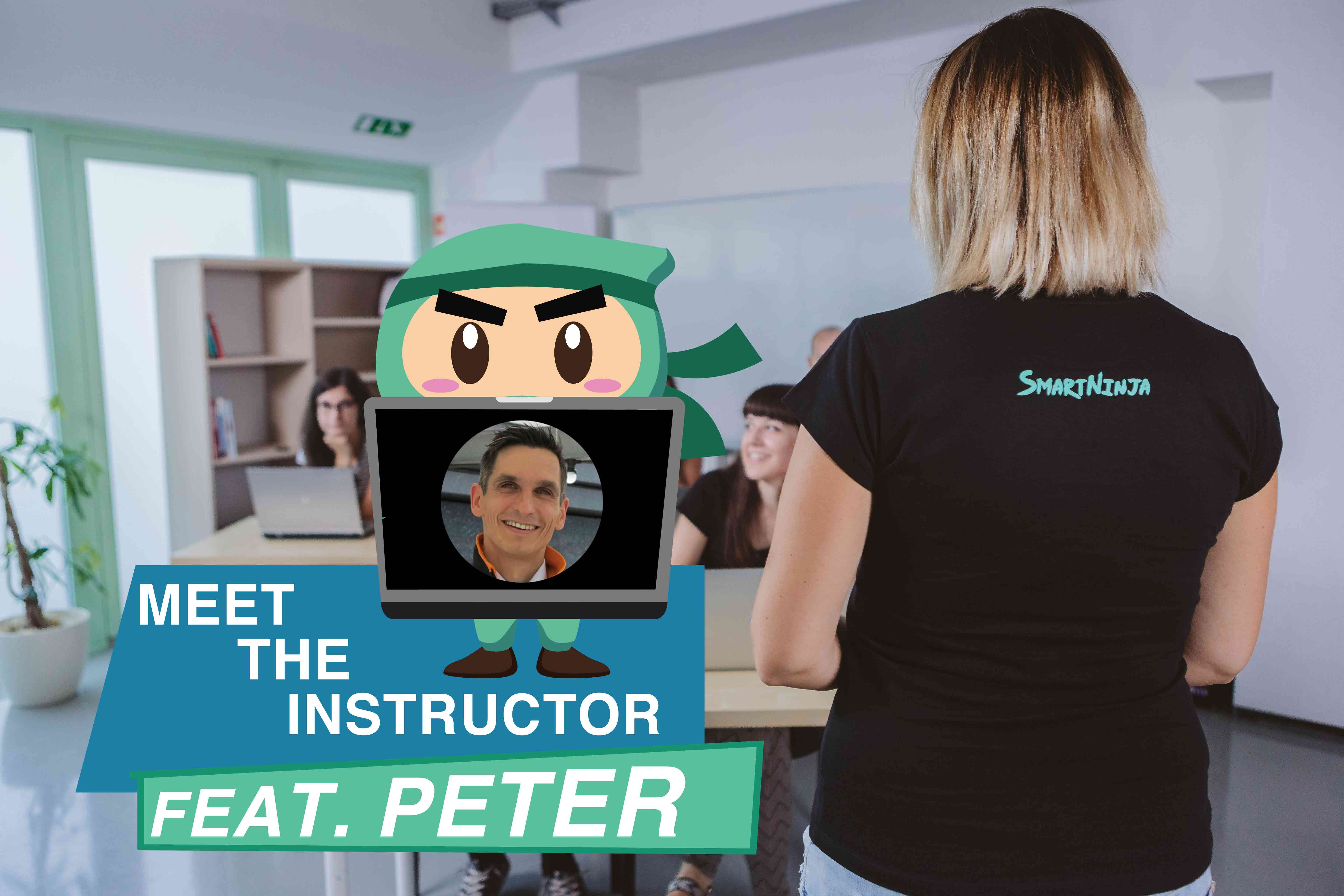 MEET THE INSTRUCTOR | FEAT. PETER