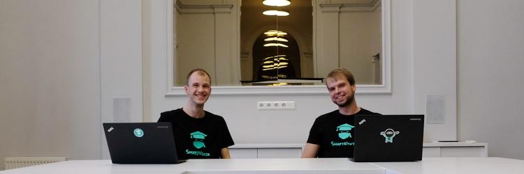 Susipažinkite su SmartNinja Lietuva komanda