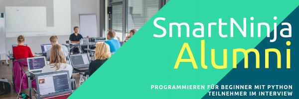 SmartNinja Alumni Interview: Programmieren für Beginner mit Python