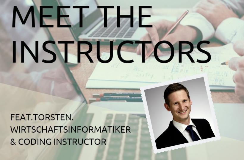 Meet the Instructors | feat. Torsten