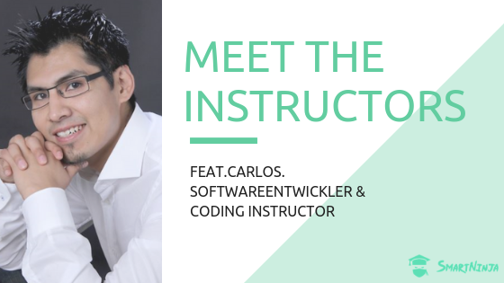 Meet the SmartNinja Instructors | Feat. Carlos
