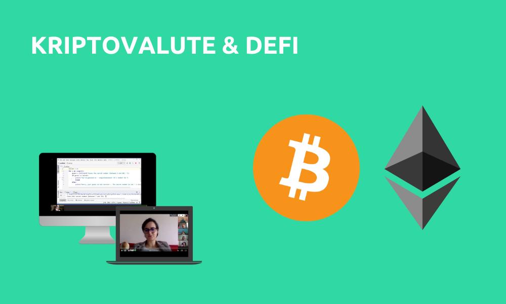 Kriptovalute in DeFi (online)