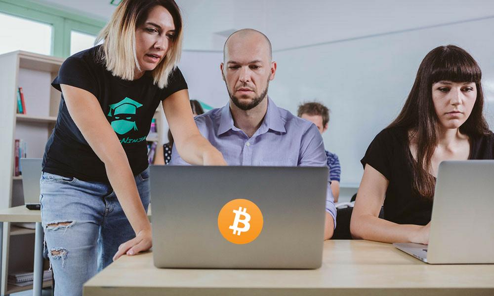 Blockchain in tehnologija kriptovalut (LJ)