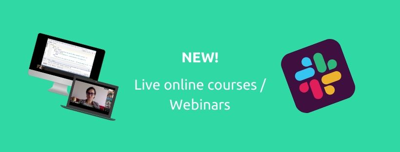 New at SmartNinja Winnipeg: Online Courses!