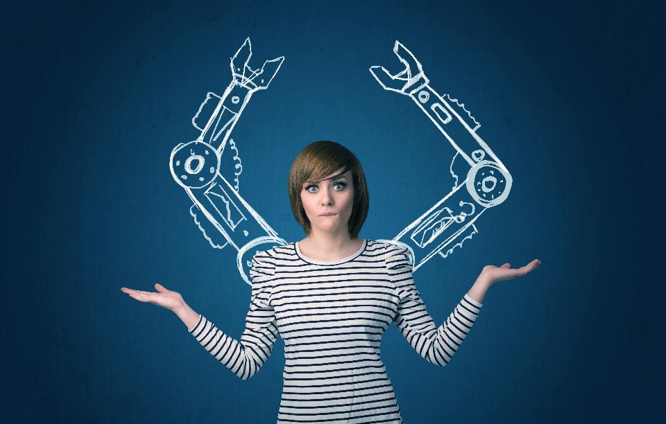 Overtager teknologien virkeligt vores jobs?